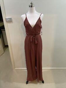 Mika & Gala Jumpsuit Size 10 BNWT