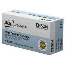 Epson Discproducer PP-100 / PP-50 LIGHT CYAN Ink Cartridge (C13S020448)