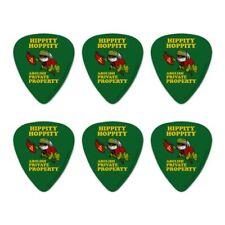 Hippity Hop Abolish Private Property Novelty Guitar Picks Medium - Set of 6