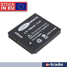 Portable 1200mAh DMW-BCF10E Li-ion Battery For Panasonic Lumix DMC-F2 CGA-S/106C