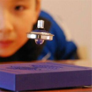 Magnetic Levitation UFO Gyroscope Anti-Gravity Hanging Gyroscope Fancy Toys