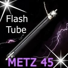 METZ 45 CL-3 CL-4 MAIN FLASH TUBE Primary Xenon Lamp Replacement Blitz Lampe