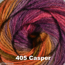 Hayfield Spirit DK 100g Striping Multi Coloured Knitting Yarn - Shade 405 Casper