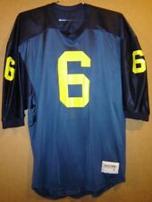 MICHIGAN WOLVERINES TYRONE WHEATLEY FOOTBALL JERSEY (Size 48) 5b3bdf8ae