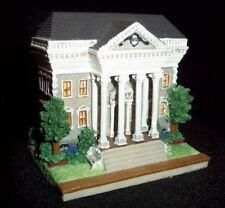 First Bank of Liberty Falls AH233 NEW in Box w Paperwork NIB Collection Building
