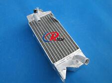 Aluminum Radiator for KAWASAKI KX80 KX85 KX100 1998-2009 2003 2004 2005 2007