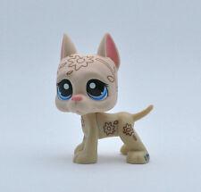 Littlest Animal Pet DANE Dog Child Girl Figure Littlest Toy Loose Cute LPS977