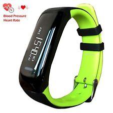 Homestec S5 pression sanguine Bracelet Fitness Tracker avec moniteur de fréquence cardiaque