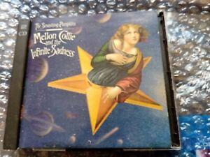 The Smashing Pumpkins Mellon Collie and the Infinite Sadness CD VGC No front cov