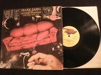 FRANK ZAPPA & MOTHERS - One Size Fits All - 1975 Vinyl 12'' Lp./ VG+/ Prog Rock