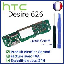 NAPPE CIRCUIT CONNECTEUR DE CHARGE DOCK USB ET MICRO DU HTC DESIRE 626 + OUTILS
