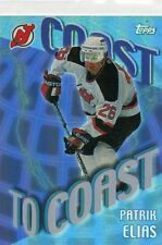 Patrik Clias 2002-03 Topps Coast To Coast  #CC10