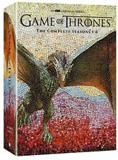 New & Sealed! TV Game Of Thrones Complete Seasons 1 - 6 DVD Box Set