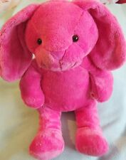 Chad Valley DESIGN A BEAR Hot Pink BUNNY RABBIT Plush Toy - 40 cms