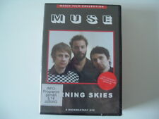 Muse - Burning Skies (2009), A Documentary DVD, Neu OVP