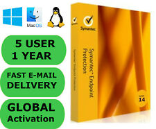 Symantec Endpoint Protection 14 BusinessPack 5 User GLOBAL ACTIVATION CODE