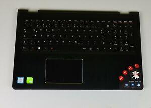 Lenovo Yoga 500-15ISK  80R6   Handauflage DE Tastatur Touchpad  mit Beleuchtung