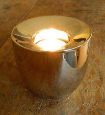 Polished Tea Light Holder (Set of 3)