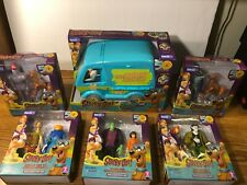 Scooby-Doo 50th Anniversary Exclusive Toy Lot Set of 6 New Sealed Limited Set Tv