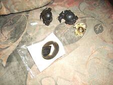 LOT OF*US Marines Corps USMC Eagle Emblem Lapel Pin-DESERT STORM*FREE SHIPPING