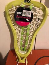 Stx Ntrance Women's Lacrosse Head. Brand New. $75 Retail.