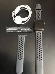 Apple Watch Series 3 Nike+ 42mm Aluminum GPS + Cellular