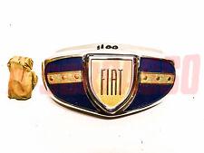 SERRATURA COFANO ANTERIORE CON CHIAVE ABBELLIMENTO ACCESSORIO FIAT 1100 103 BLU