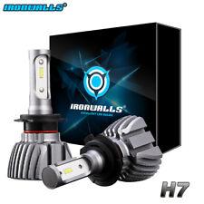 2X CSP H7 1050W LED Headlight Kits High/Low Beam Fog Bulbs 6K VS 55W 35W HID