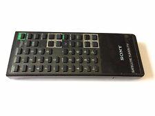 GENUINE ORIGINAL SONY RM-691 TV SATELLITE TUNER REMOTE CONTROL