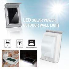 16 LED Solar Power Motion Sensor Garden Outdoor Waterproof Light Security Lamp
