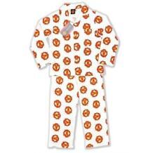 Pijamas y batas rojo para niño de 2 a 16 años