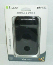 Motorola Atrix 3 Case Only BLACK By Trident Aegis NEW in Package