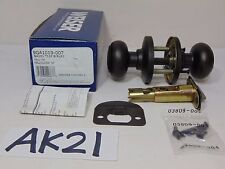 Weiser Lock GA101 T11 B RLR1 Weiser Hall Closet Privacy Door Knob New Bronze