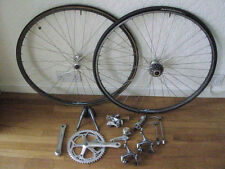 Shimano 600 Tricolore Groupset with Wolber GTX Wheelset - Outstanding Condition