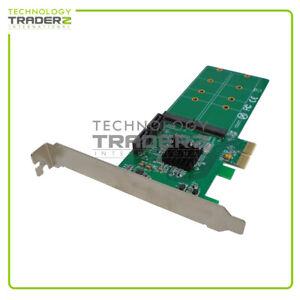 SI-PEX50102 Syba 4-Port SATA III NON-RAID PCI-e 2.0 x1 Controller Card *Pulled*