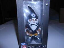 Pittsburgh Steelers Team Gnome Official NFL Souvenir Figurine NIB