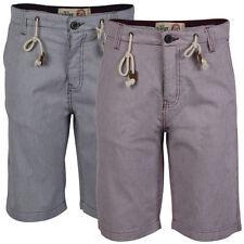 L30 Herrenhosen im Chino-Stil aus Baumwolle mit regular Länge