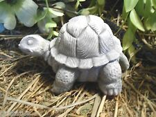 Turtle looking left latex only mold plaster mold rapid set mould