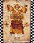 James Christensen GRACE Giclee Canvas Angel, HAND SIGNED