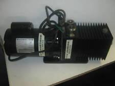 PRECISION VAC.PUMP DDC310/FRANKLIN ELEC. 3/4 HP MOTOR