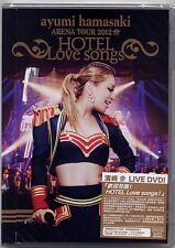 Ayumi Hamasaki: Arena Tour 2012 - Hotel Love Songs  (2012) JAPAN /  2DVD TAIWAN