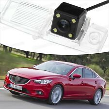 CCD Rear View Camera Reverse Backup Review Parking for Mazda 6 Sedan 2013-2016