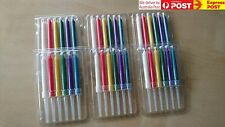 6pcs x6pack Coloured Flame Candles Birthday Anniversary Party Novelty Fun Colour