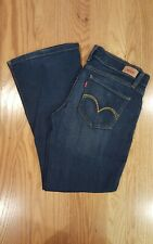 Women's 524 Levi's Jeans ~ Too Superlow ~  Size 11 S/C