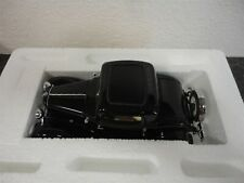 Franklin Mint 1932 Ford Deuce New in Box Black 1:24 scale