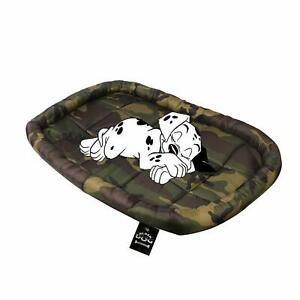 Beds for Dogs and Cats Soft & Light Weight Camouflage Green Military Army Design