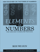 ✔️Elements of Numbers Fast and Easy Character Profiling ✔️Ron Wz Sun✔️Numerology