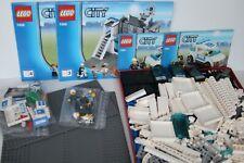 Lego 7498 Polizeistation Police Station mit Figuren Anleitungen vollständig Top