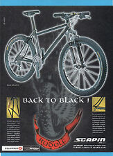 BICMON999-PUBBLICITA'/ADVERTISING-1999- RUDOLF by SCAPIN