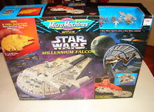 Star Wars Micro Machines Galoob Millennium Falcon Playset MISB 1995 sealed 217